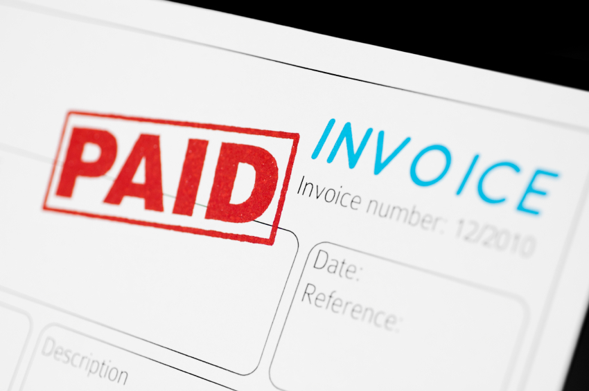 6 easy ways to get your invoices paid on time