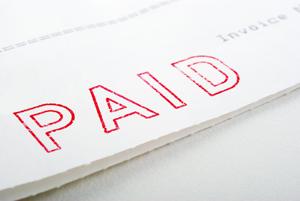 Paid-invoice
